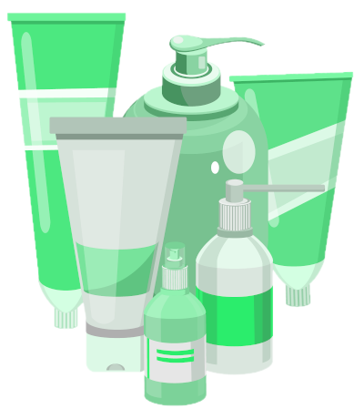 bottles-and-tubes-green2-400